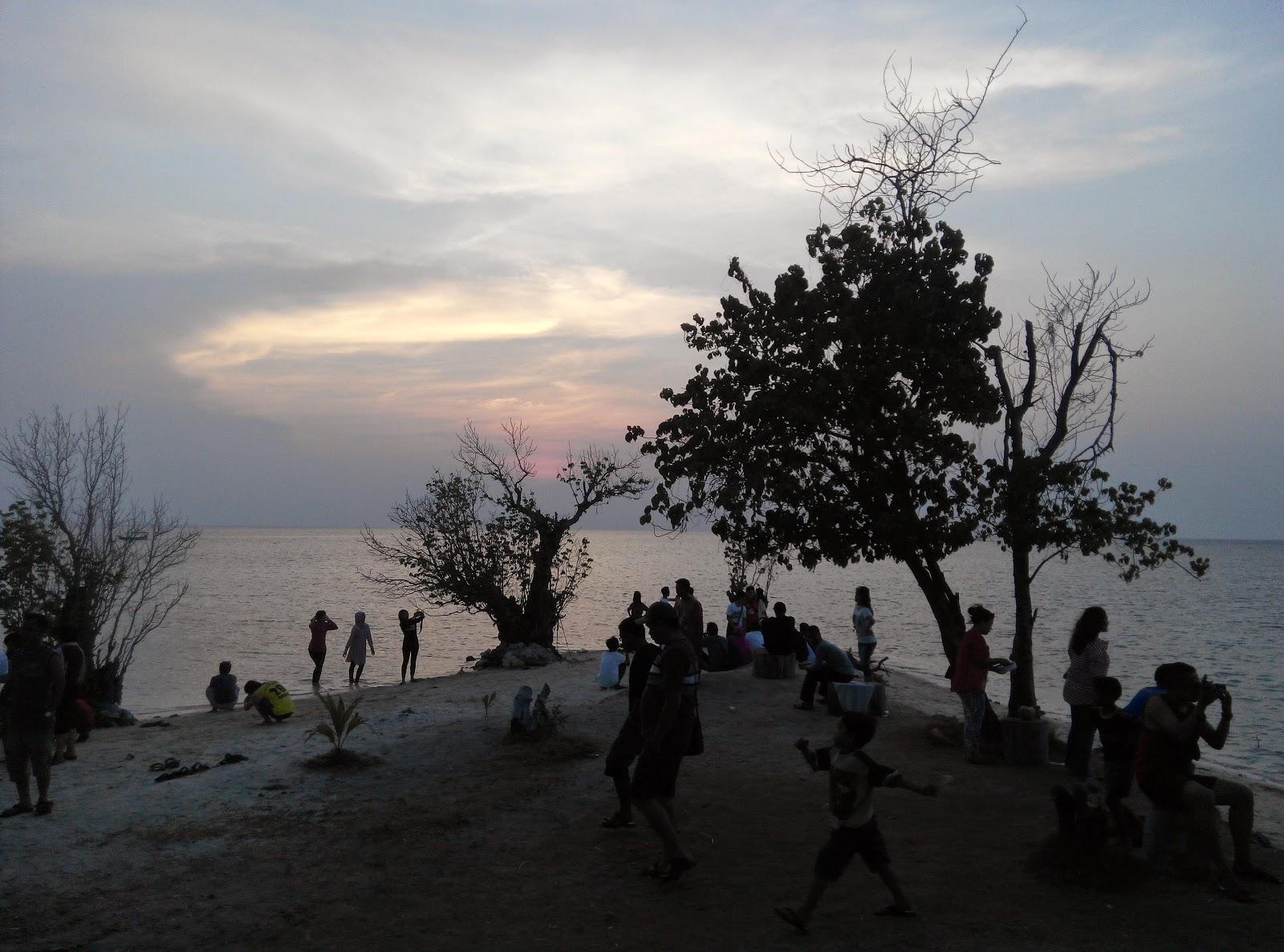 Tanjung Barat Pulau Tidung