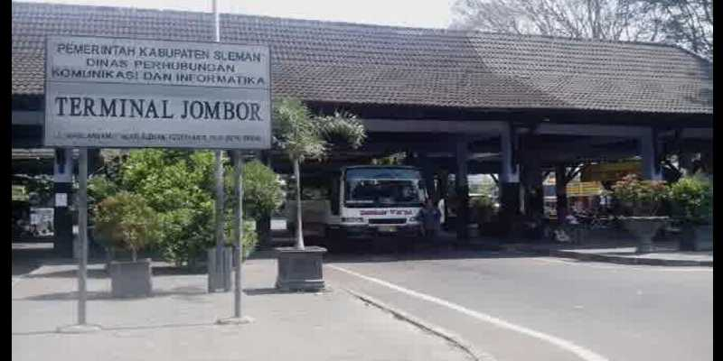 Giwangan: Terminal Induk kota Yogyakarta