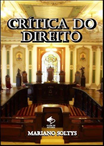 Livro Crítica do Direito