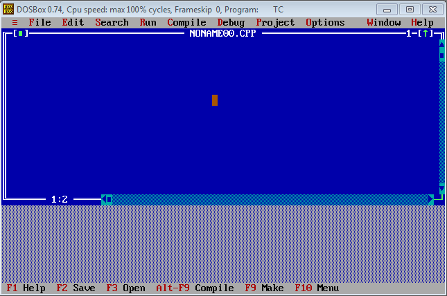 borland c++ software free  for windows 8