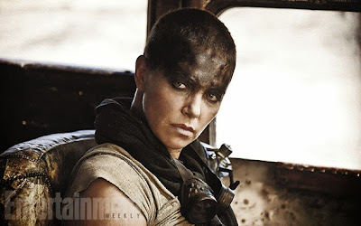 Still of Charlize Theron in Mad Max Fury Road