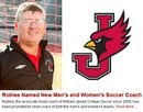 Jefferson Roblee Named Head Coach of WJC Soccer