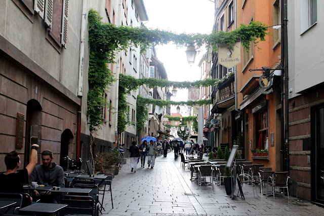 Street Strasbourg