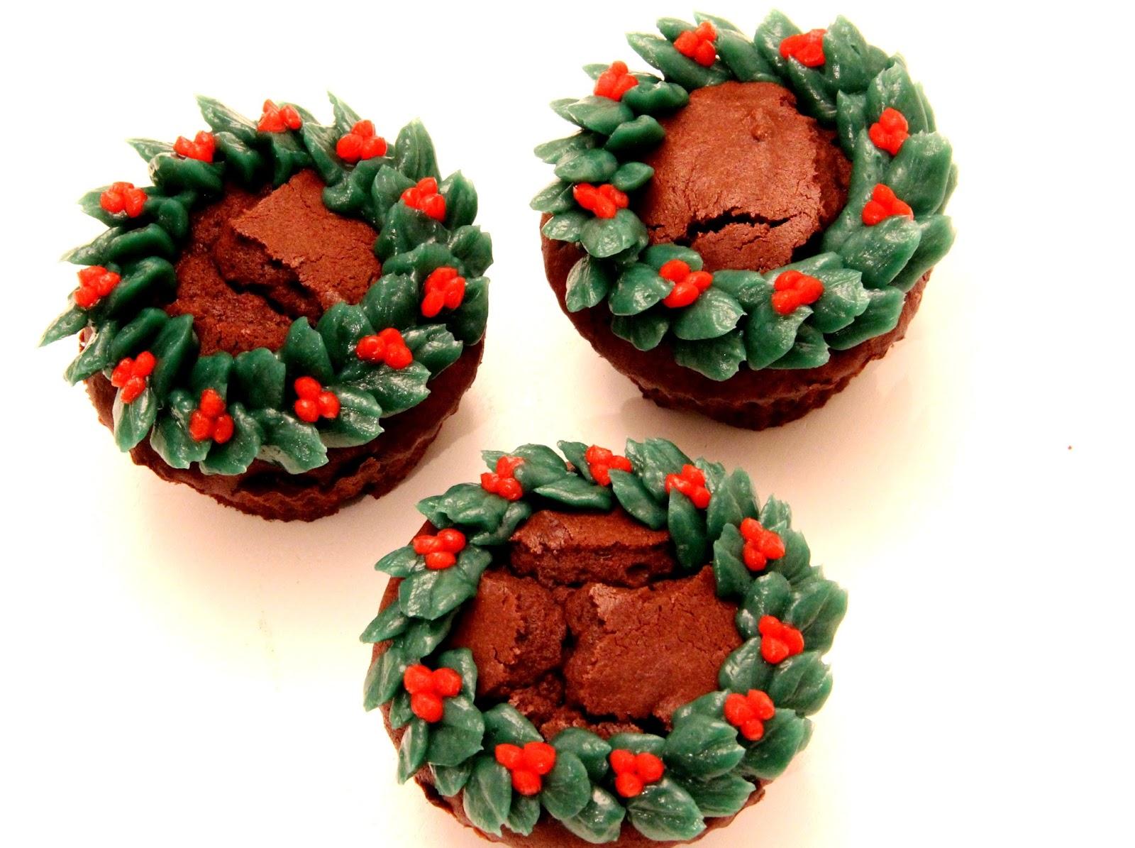 Babs Bakes Cakes Anleitung Fur Adventskranz Cupcakes Oder Wie Man