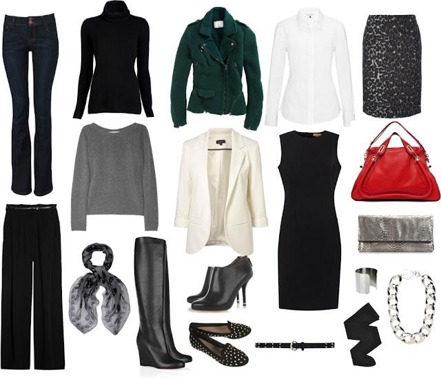 Wardrobe Women Over 50 Basics
