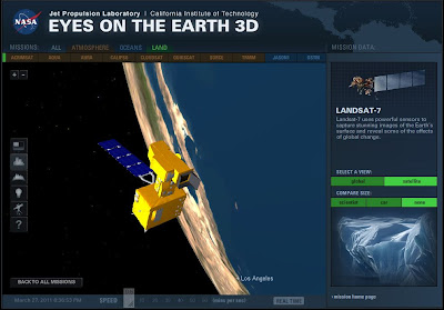 Eyes on the Earth 3D