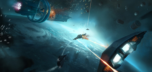 First Major Update for Elite: Dangerous is on the way