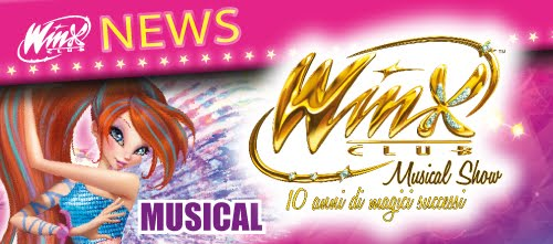 ¡Musical Winx Club 10º Aniversario!