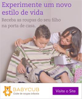 clube de roupas infantis babycub