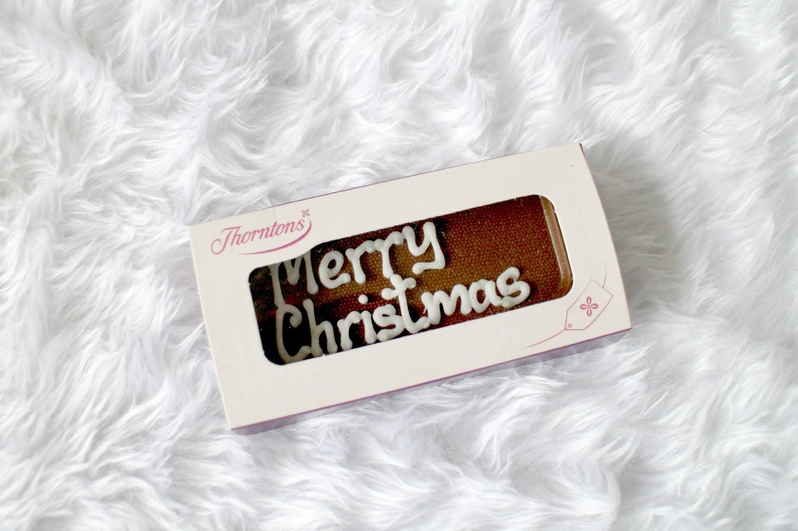 Thorntons Milk Chocolate Gift Tag