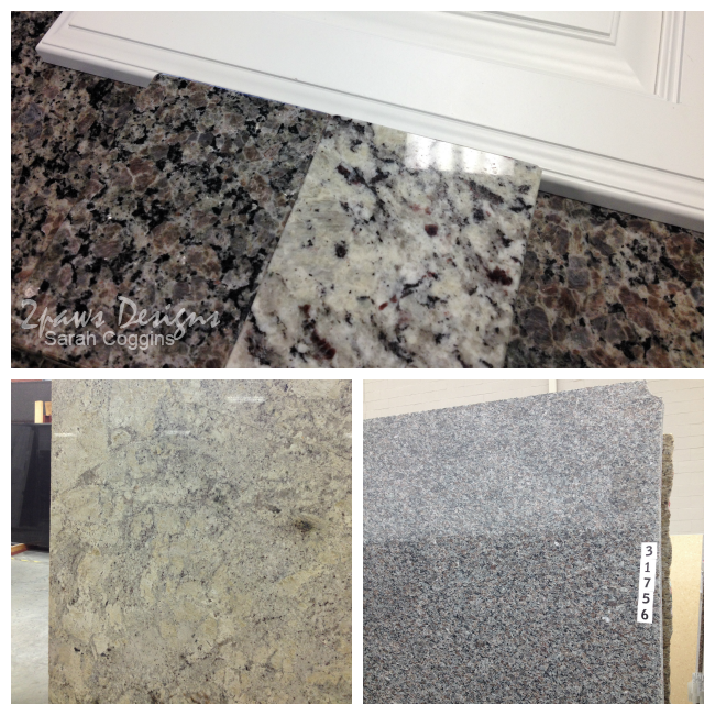 Kitchen Remodel: Granite Shopping