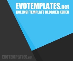 Evo template design by Mas-Sugeng