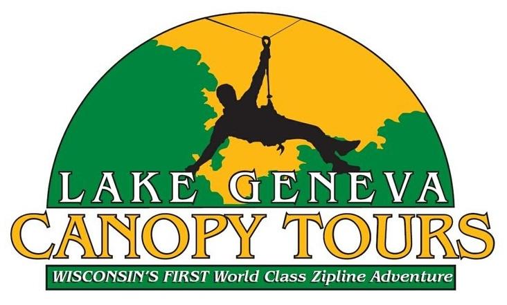 Take An Amazing Zip Line Adventure With Lake Geneva Canopy Tours
