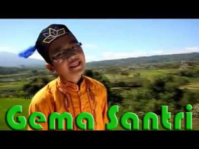 Mp3 Sholawat Ceng Zam-Zam-gema santri
