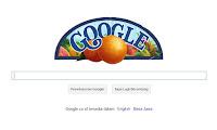 Logo Google berubah jadi buah-buahan segar peringati Albert Szent-Györgyi
