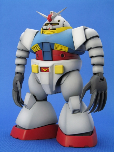 Pochimalu Turns HGUC Gogg into Gundam, GM, and Other ...