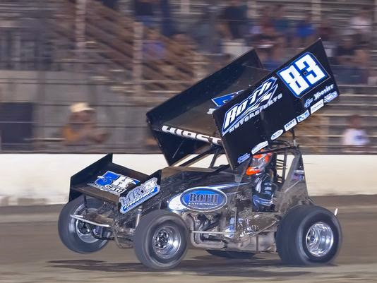 The Dirt Network National Winged Sprint Car Rankings