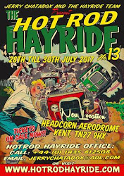 Hot Rod Hayride