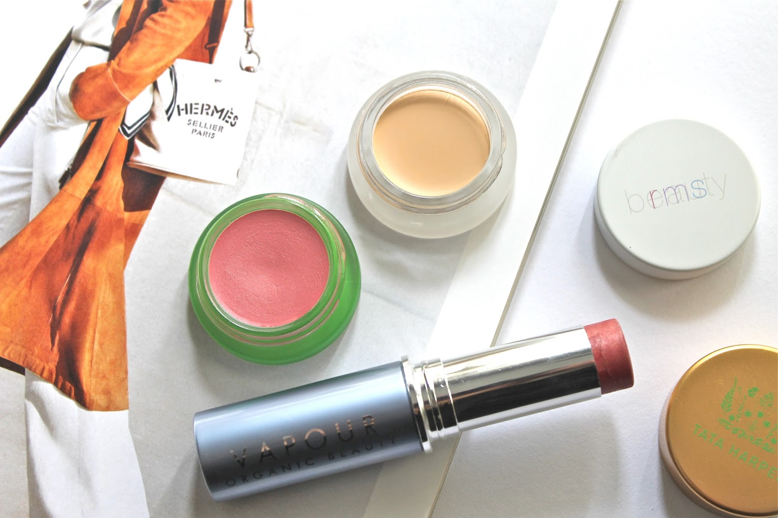 NO-NASTIES: MAKEUP FOR A NECESSARY GLOW