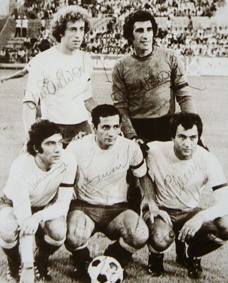 Homenaje a cinco leyendas de la UD Las Palmas