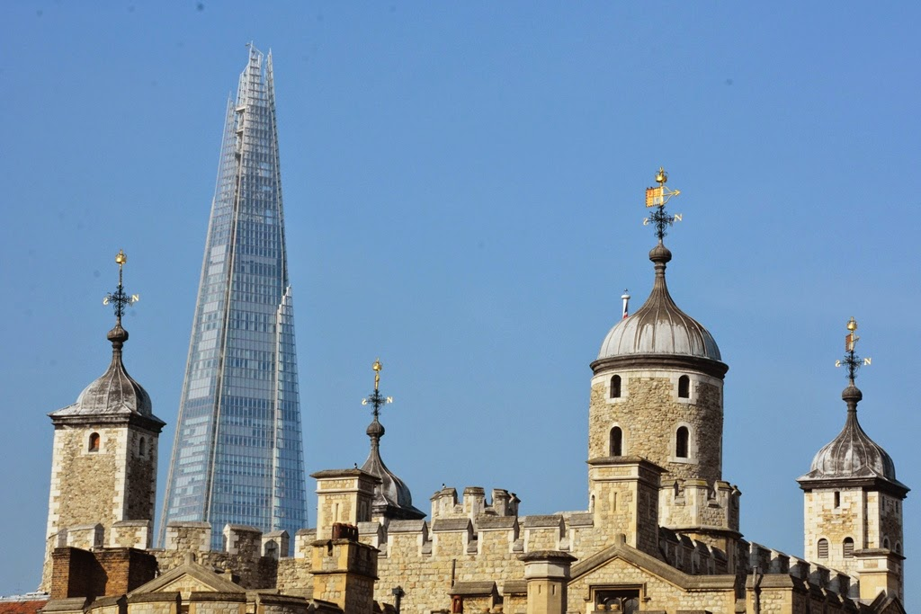 The Tower of London and the Chard