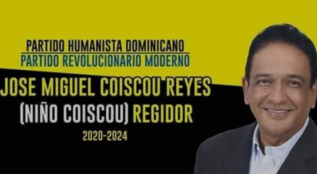 JOSÉ MIGUEL COISCOU REYES