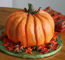 The layer cake that's thinks it's a pumpkin . . . it's really pretty simple!