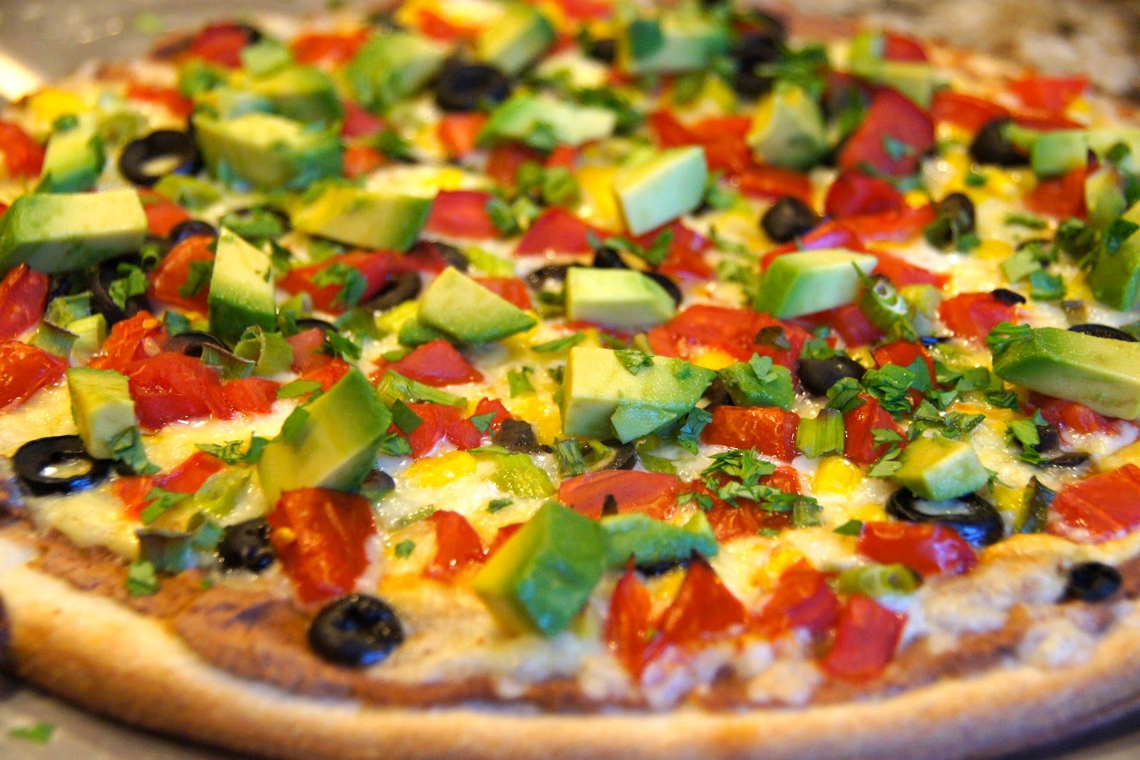 Family Food Finds: Ultimate Mexican Pizza