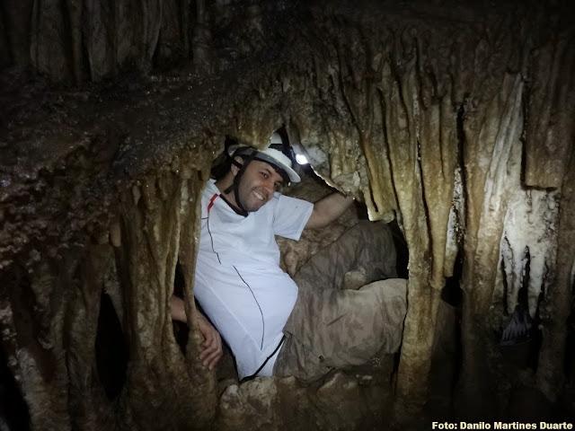 PETAR - Caverna Santana