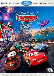 Filme Poster Carros 2 BRRip XviD & RMVB Legendado