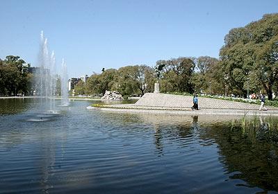 parquecentenariolago 1270935549 Parque Centenario