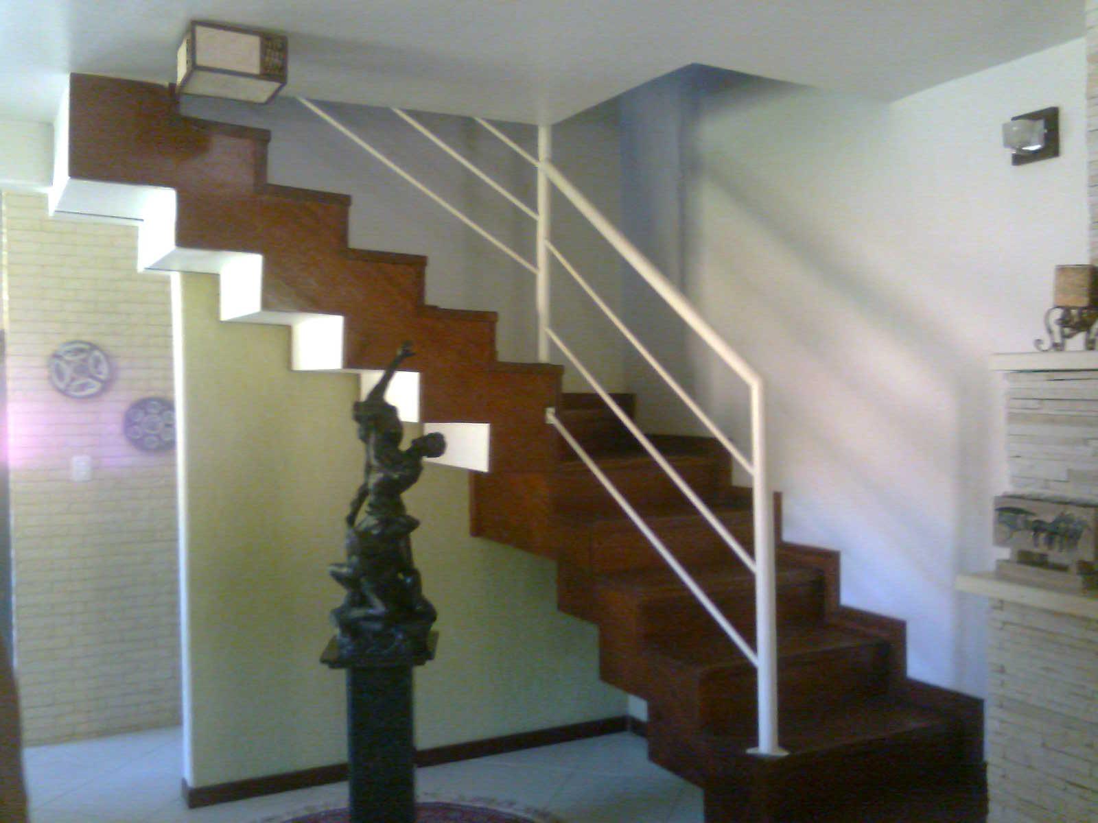 ROBERTO MEIRELES PROJETOS E CONSTRUÇÕES: Escada #5F4329 1600x1200