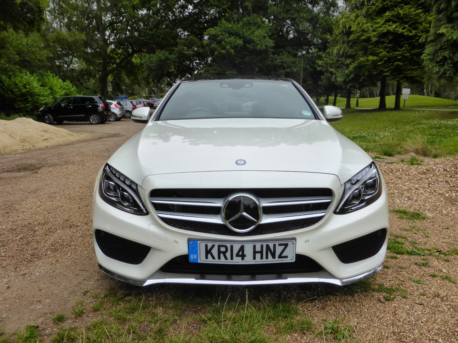 2014 Mercedes Benz C-Class W205