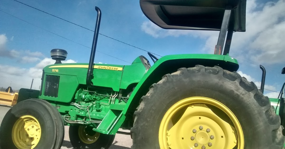 6100 Ford Tractor : Maquinaria agricola industrial tractor john deere