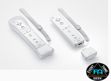 Nintendo Wii U Old Controller