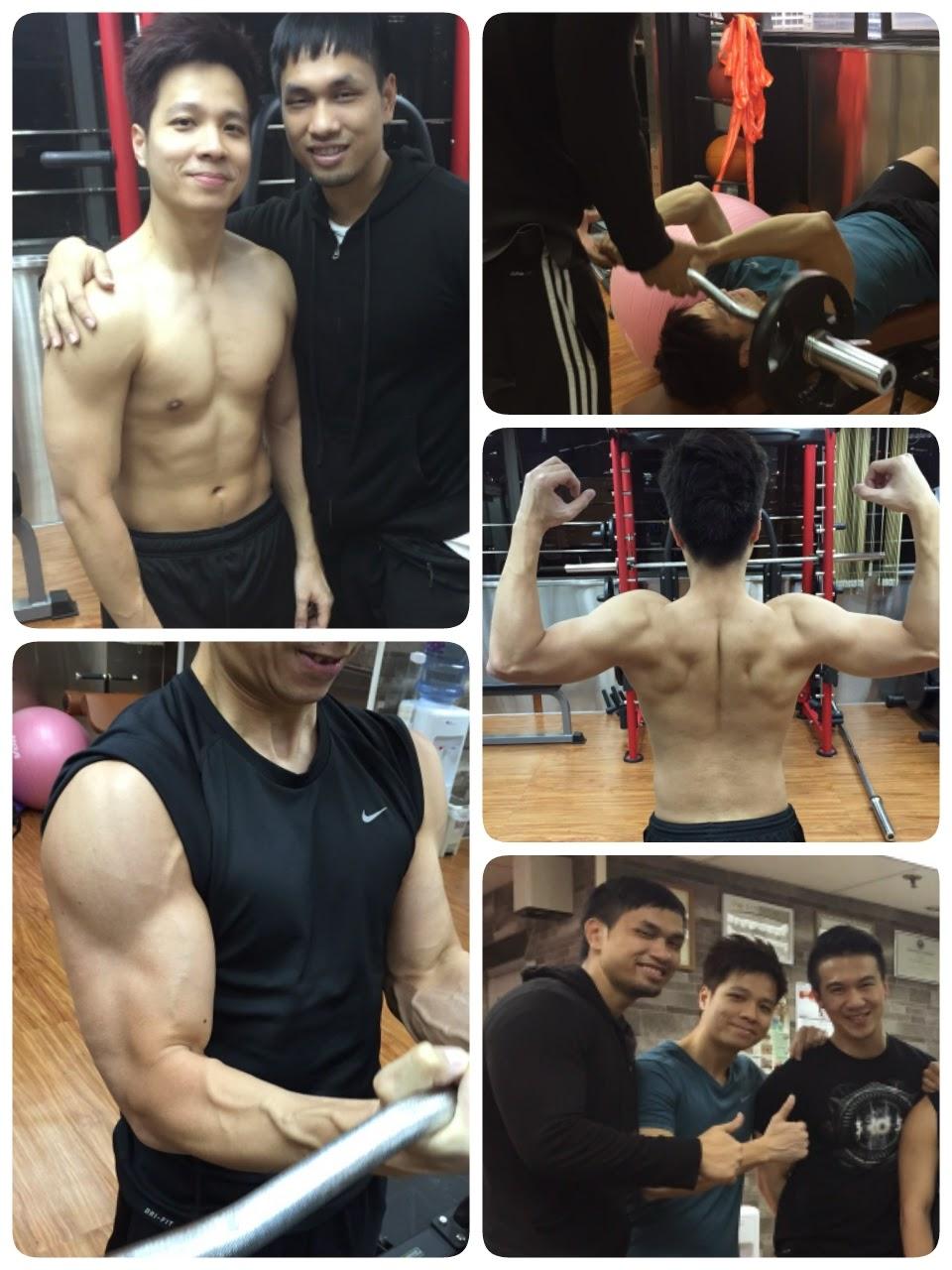 私人健身教練Francis Lam