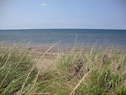 heavenly beaches .. new brunswick