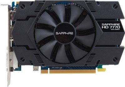 Sapphire AMD/ATI HD 7770 OC Edition 1GB DDR5
