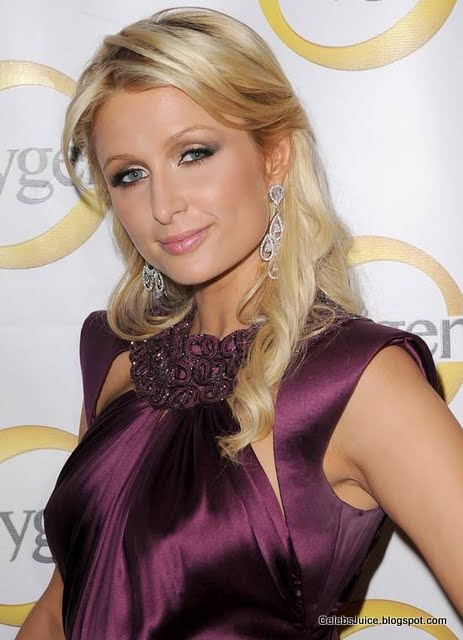 Paris Hilton,Oxygen,upfront,presentation,new your,pics