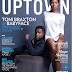 TONI BRAXTON COVERS 'UPTOWN' MAGAZINE WITH BABYFACE