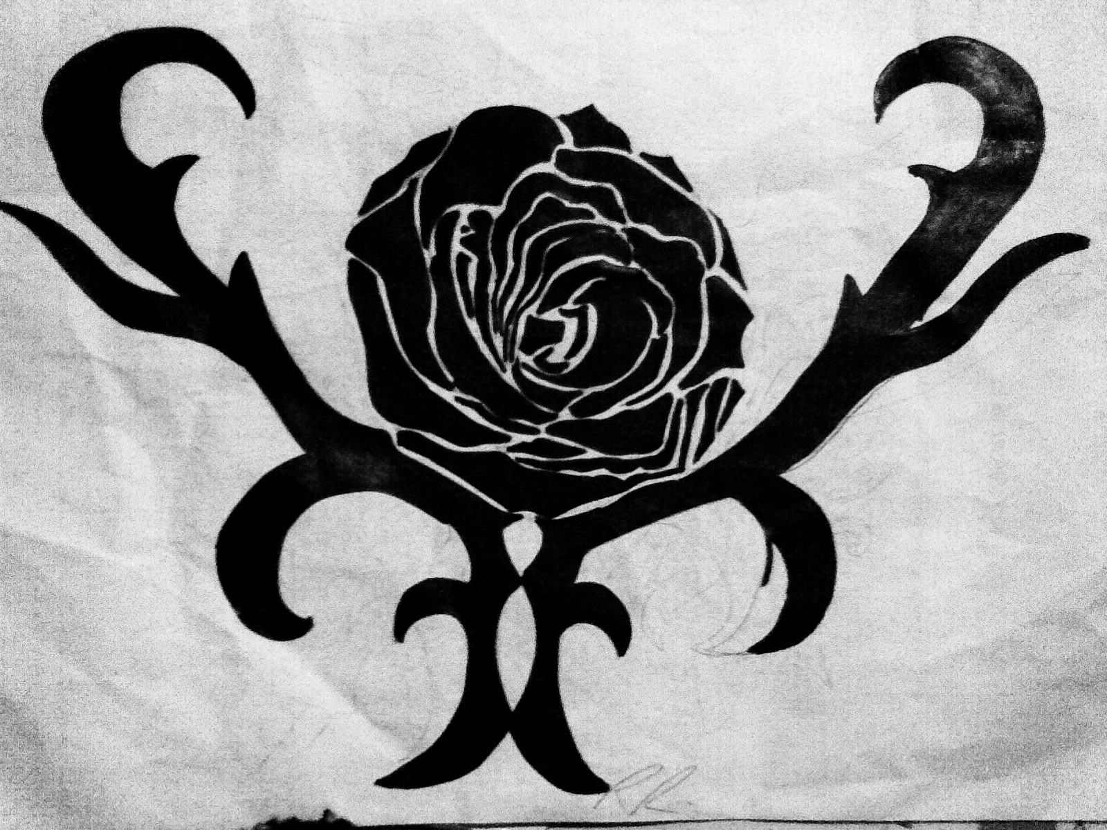 Tattoos for Men 2011: Tribal Rose Tattoos - Find Great ...