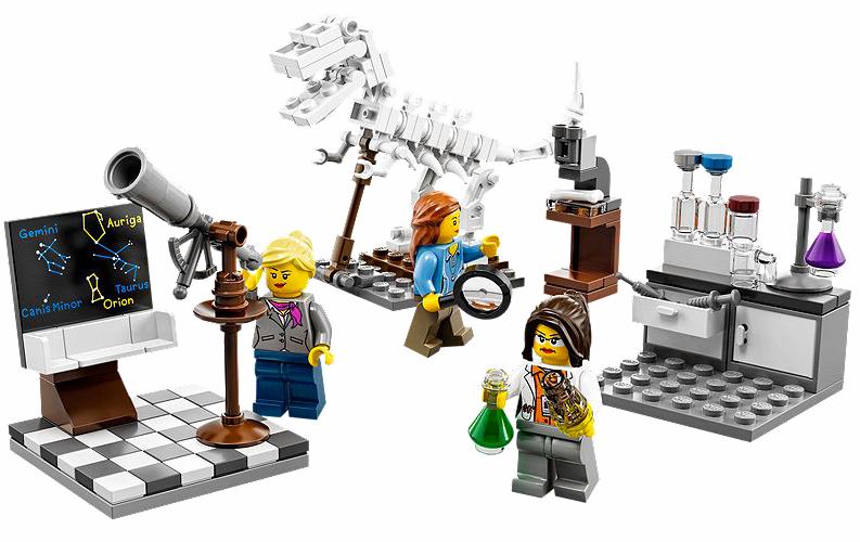 LEGO Smart Girls, Charlotte Benjamin letter to LEGO