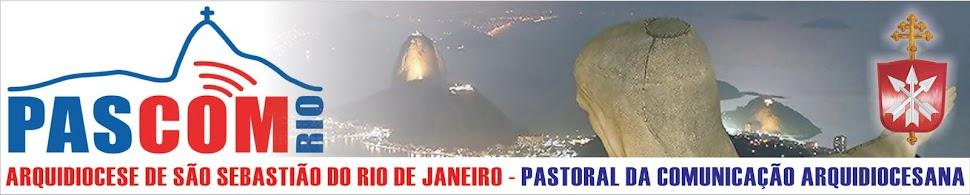 PASCOM ARQUIDIOCESANA DO RIO DE JANEIRO