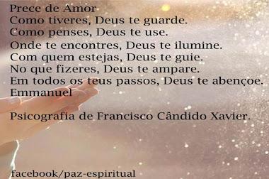 Prece de Amor - Chico Xavier