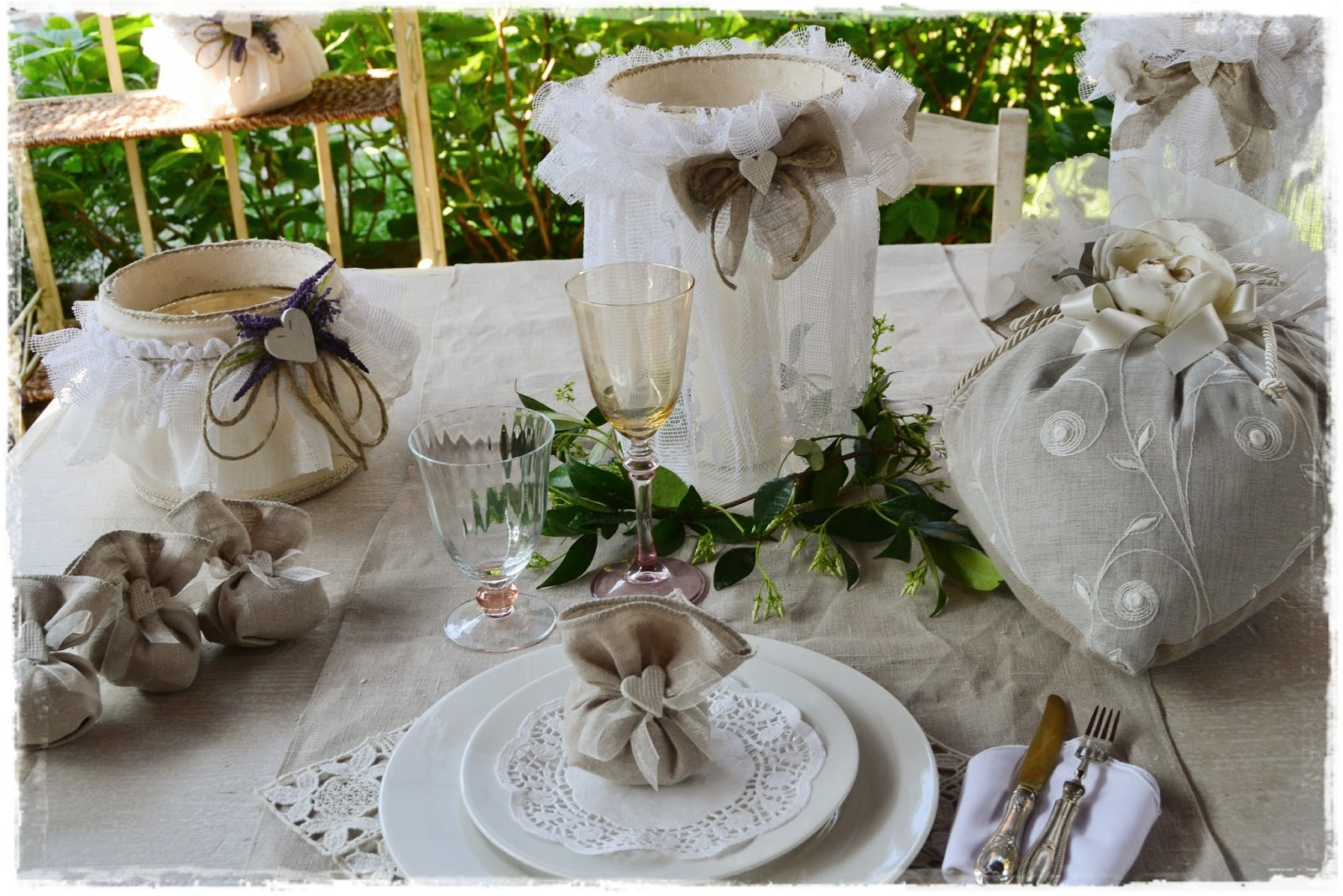 Lecosemeravigliose shabby e country chic passions: the magic of an ...