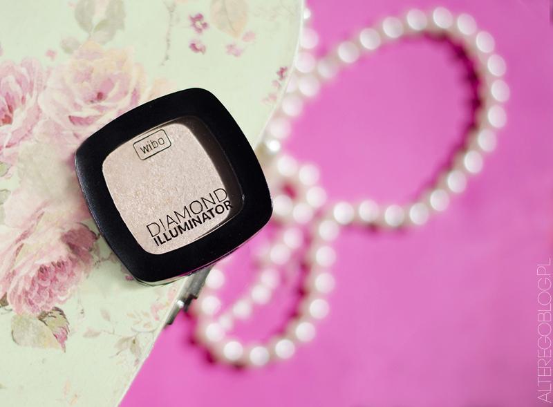 Rozświetlacz Wibo Diamond Illuminator- odpowiednik Mary Lou Manizer The Balm?