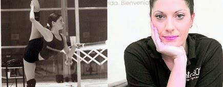 Antes y después de Lorena Guréndez, gimnasia rítmica