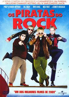 Os Piratas do Rock - DVDRip Dual Áudio