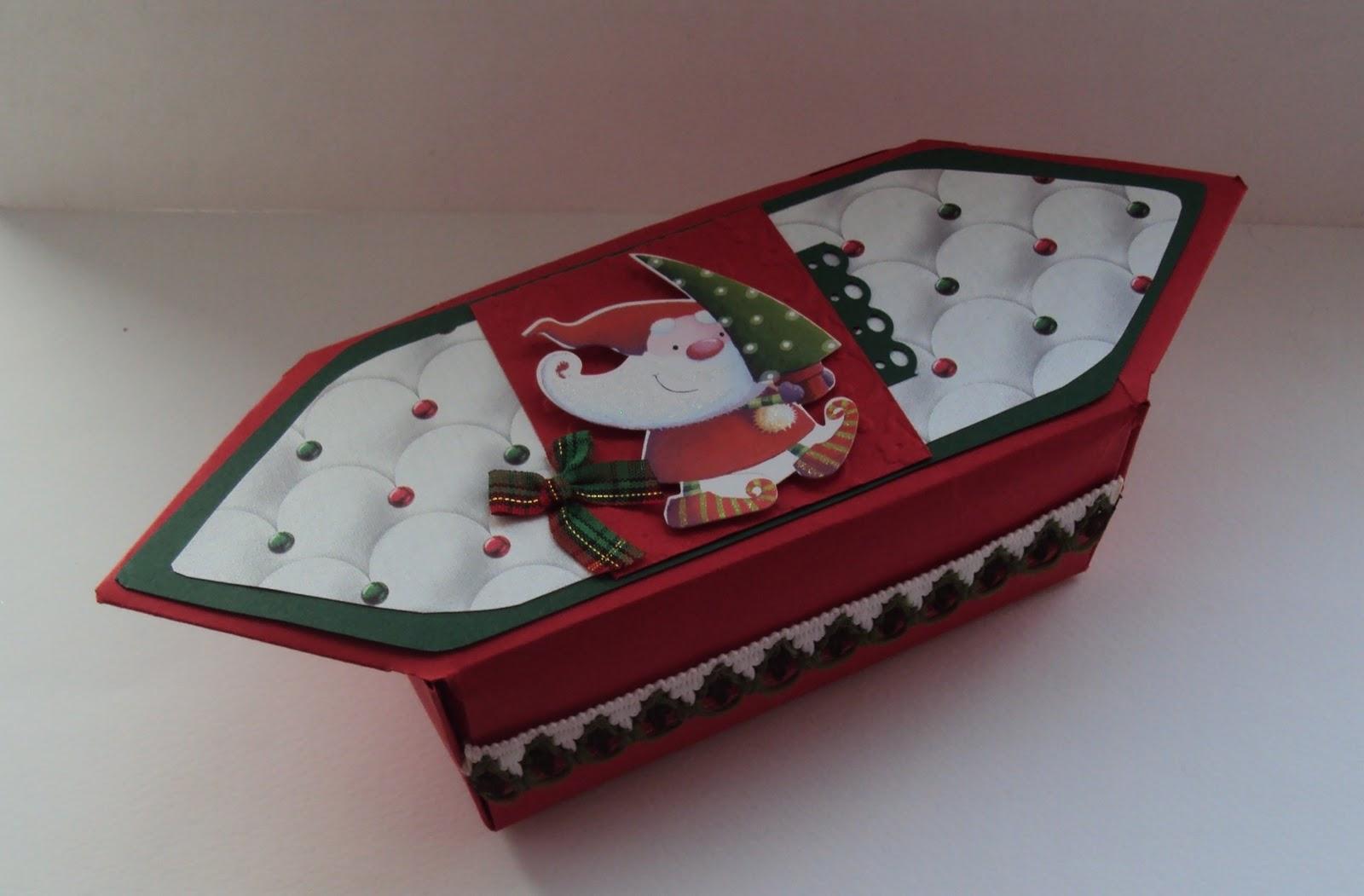 Как сделать поделку из коробки под конфет