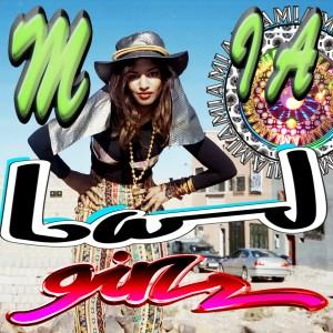 M.I.A. - Bad Girls Lyrics